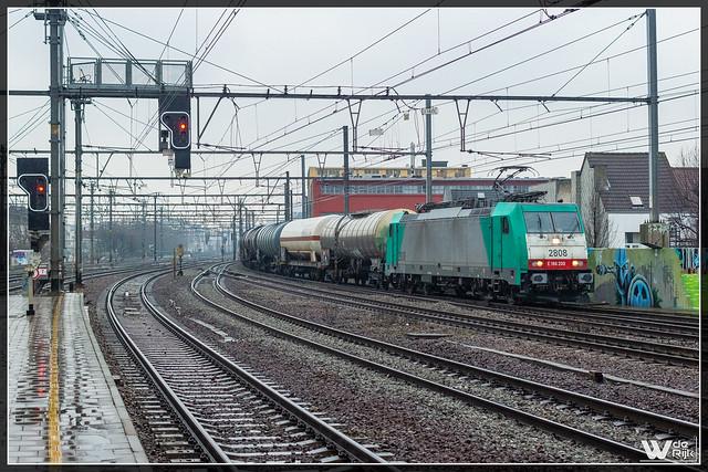 Antwerpen-Berchem (B) 13-02-2016, BLOG 186 200 (2808) + Gemengde goederen
