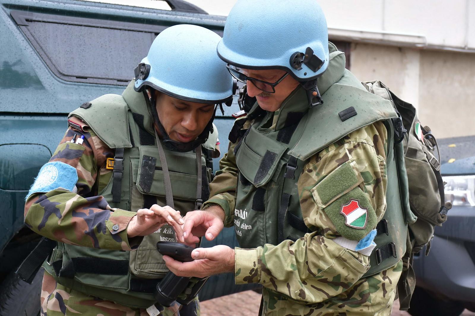 A külföldi missziós szolgálatot gyakorolták