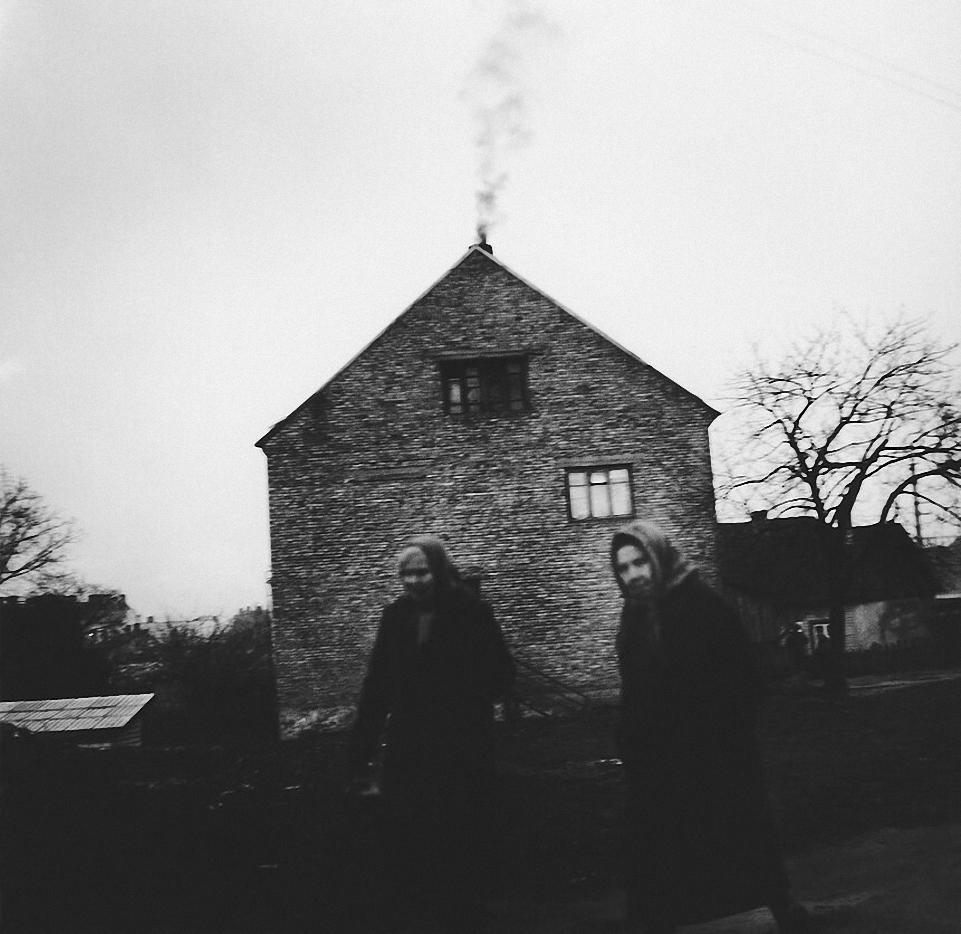 1966. Вильнюс. Старый дом