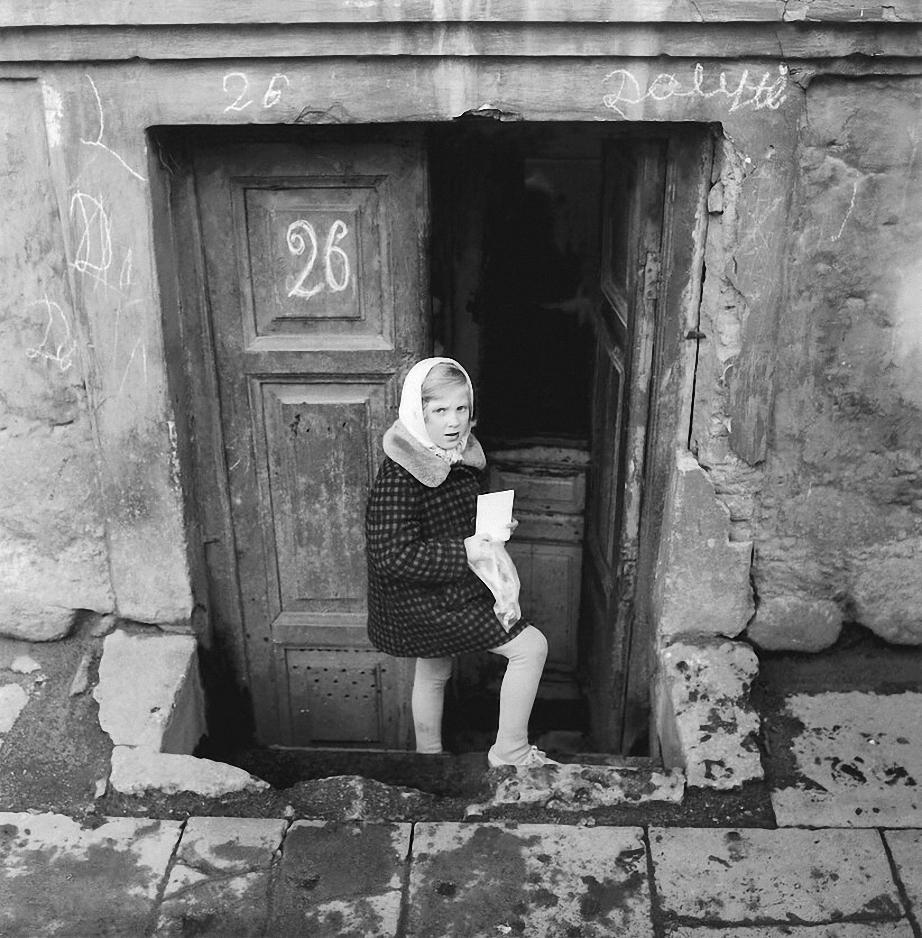 1966. Вильнюс. Далите. Квартира №26