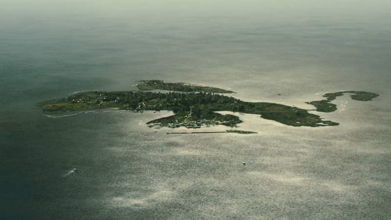 Midnight Mass Island