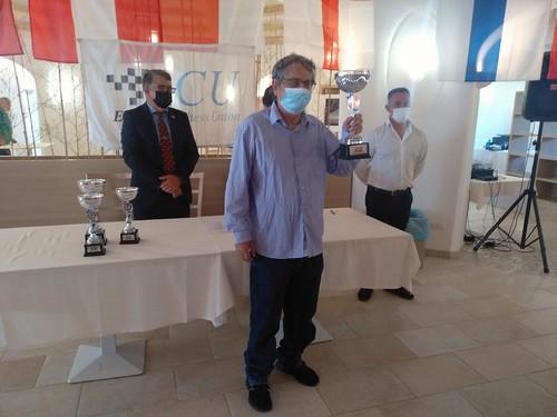 European Senior Chess Championship +65
