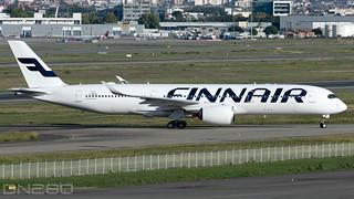 Finnair A350-941 msn 516 F-WZGW / OH-LWS
