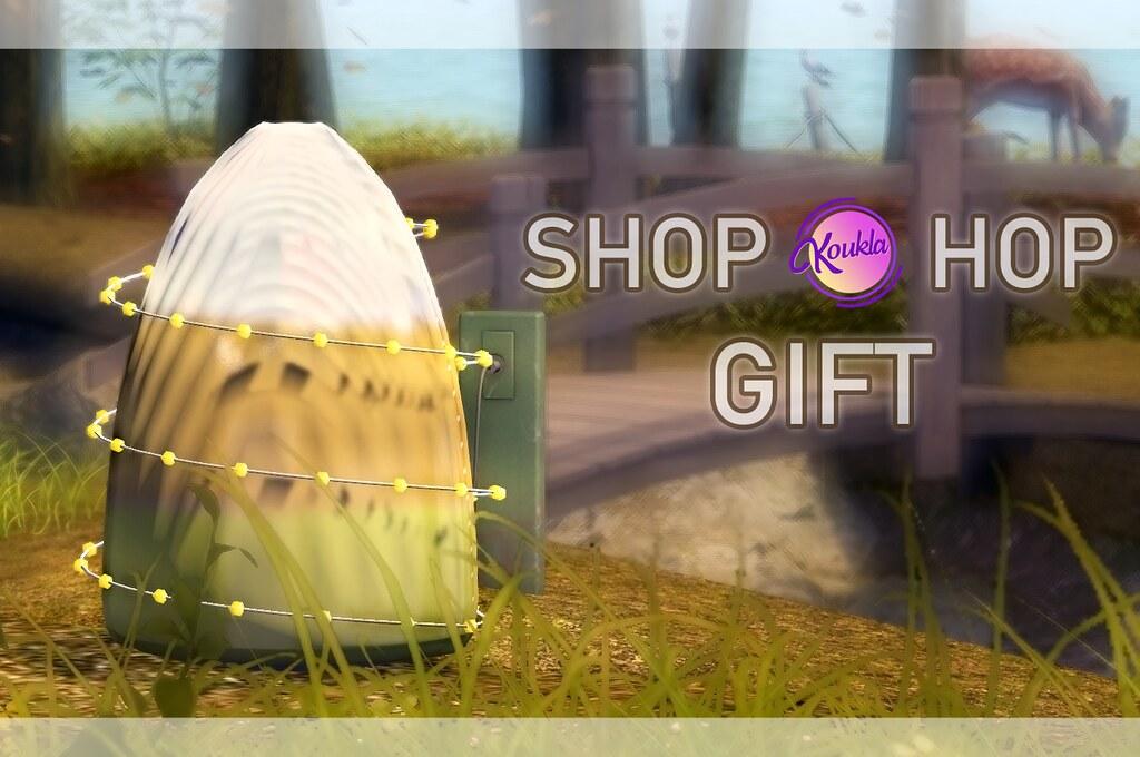 Koukla // Candy Corn / Free Gift @ Shop & Hop