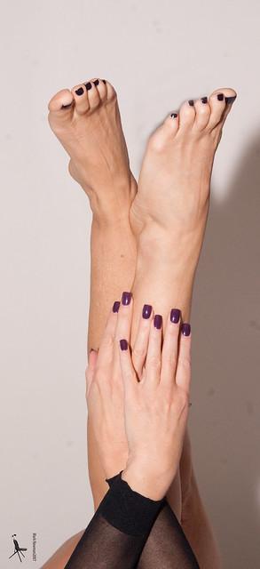 Lynda Leigh, Legs and more