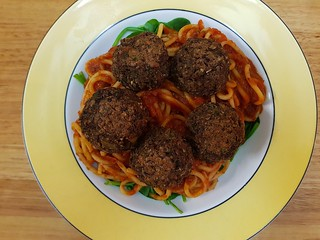 Cheese-Stuffed Meatballs