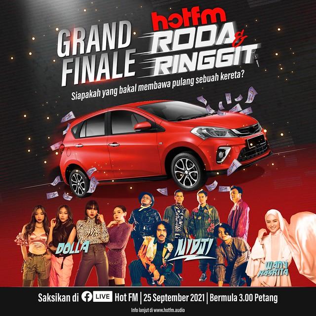 Hot Fm Umum Pemenang Peraduan Hot Fm Roda &Amp; Ringgit