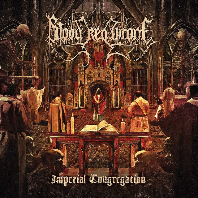 Album Review: Blood Red Throne – Imperial Congregation