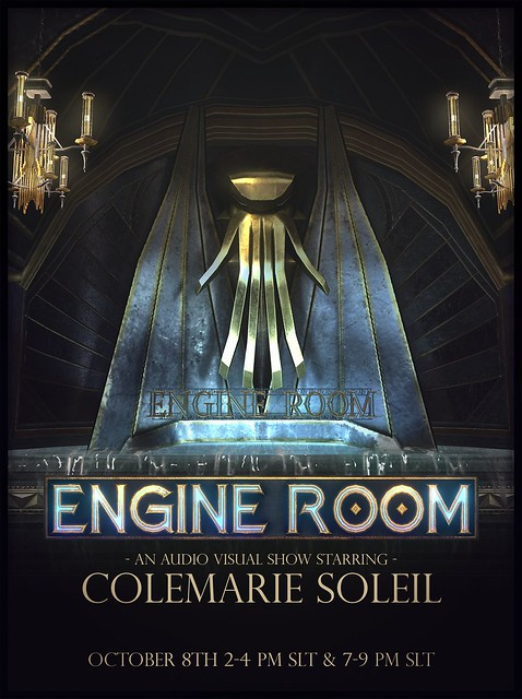 ColeMarie Soleil @ Engine Room