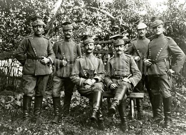 """Ulanen-Regiment """"Großherzog Friedrich von Baden"""" (Rheinisches) Nr. 7"""