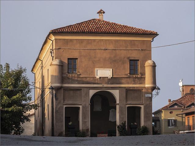 In Serravalle Langhe ...