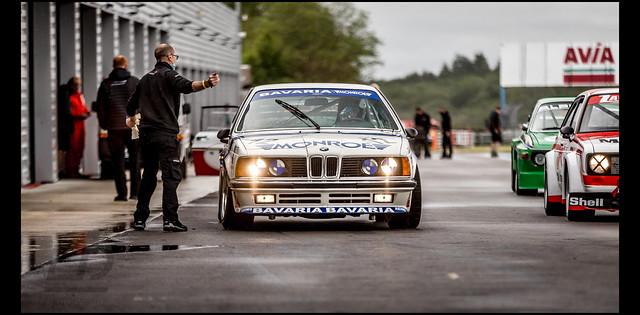 BMW 635 CSi (1984)