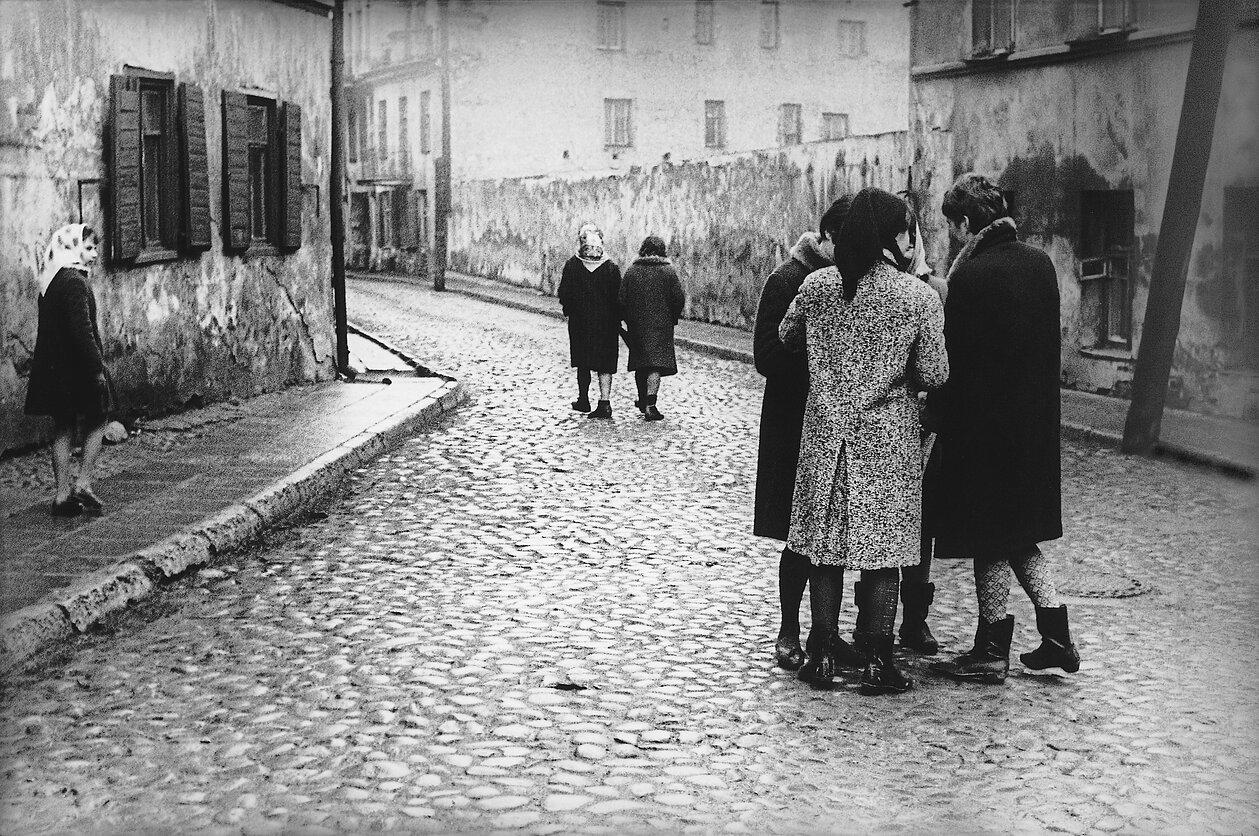1966. Вильнюс. Ужупис