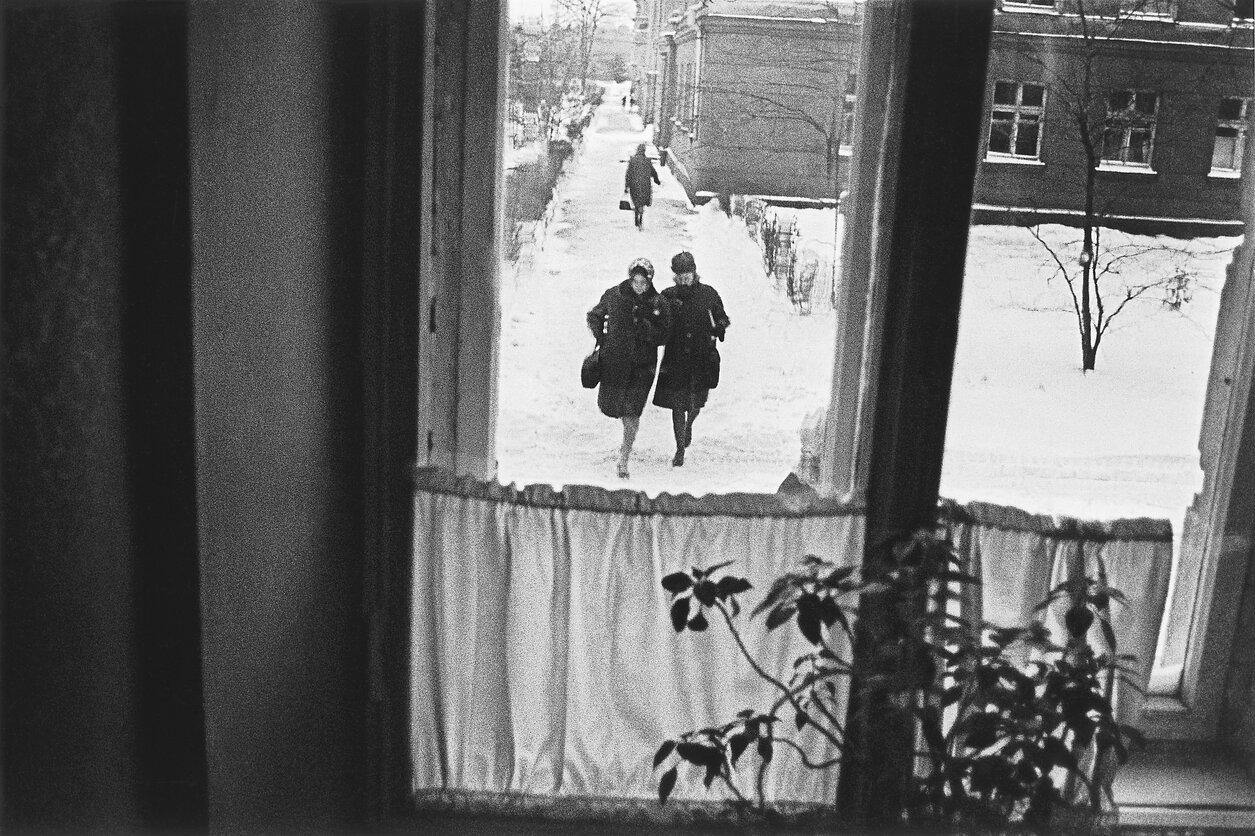 1966. В кампусе. Аукштайтия