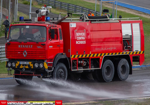 Servicio Contra Incendios del Circuito del Jarama