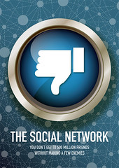 The Social Network - Alternative Movie Poster