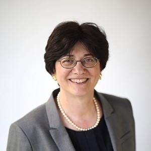 A photo of Professor Lorraine Uhlaner