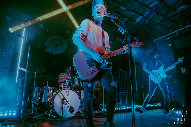 Badflower (w/ Teenage Wrist and Dead Poet Society) @ Bottom Lounge (Chicago, IL) on October 2, 2021