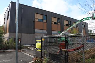 Roosevelt Phase 4 Construction 10-6-21