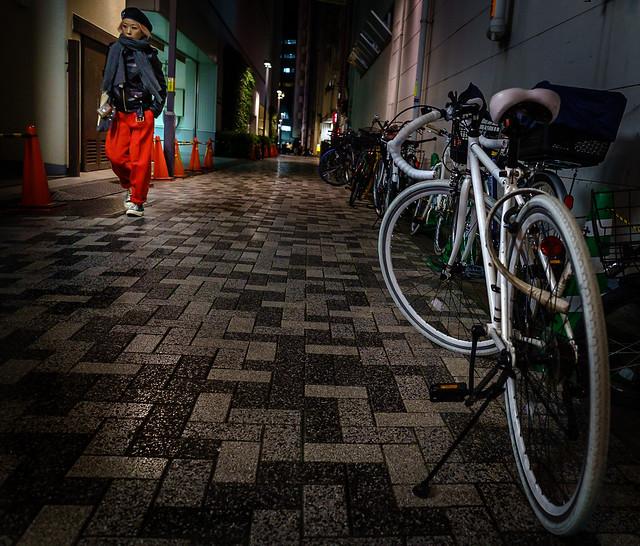 Tokyo Night Street