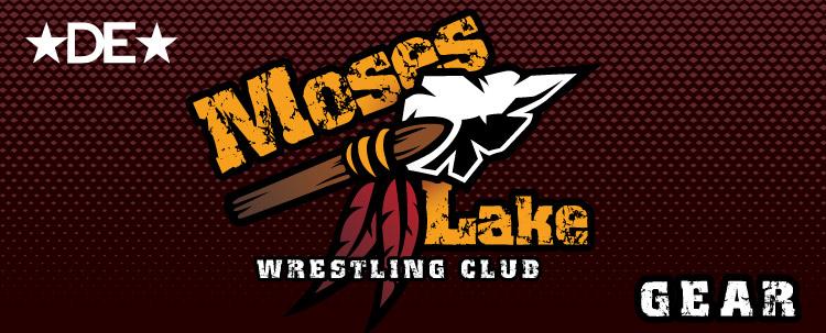 Moses Lake Wrestling Club Gear