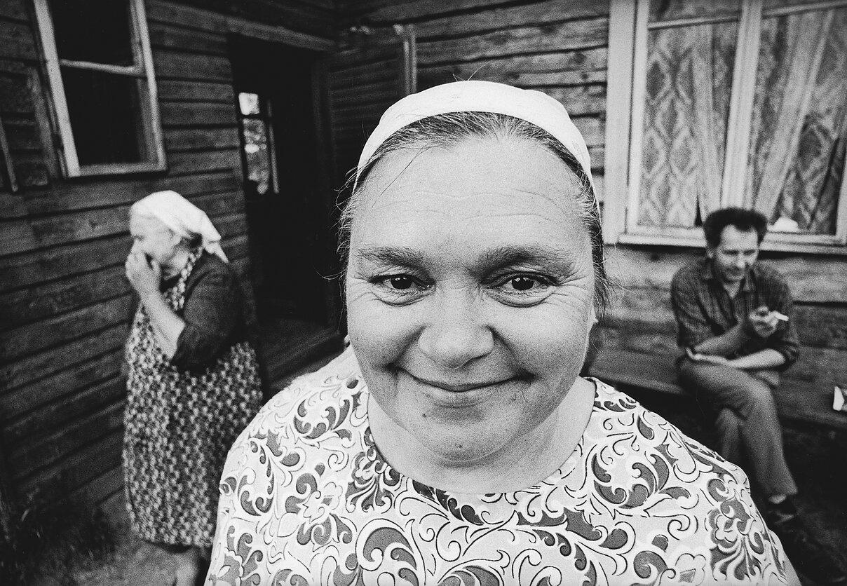 1966. Тетя Агота