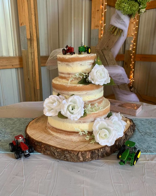 Cake by MC Bakery