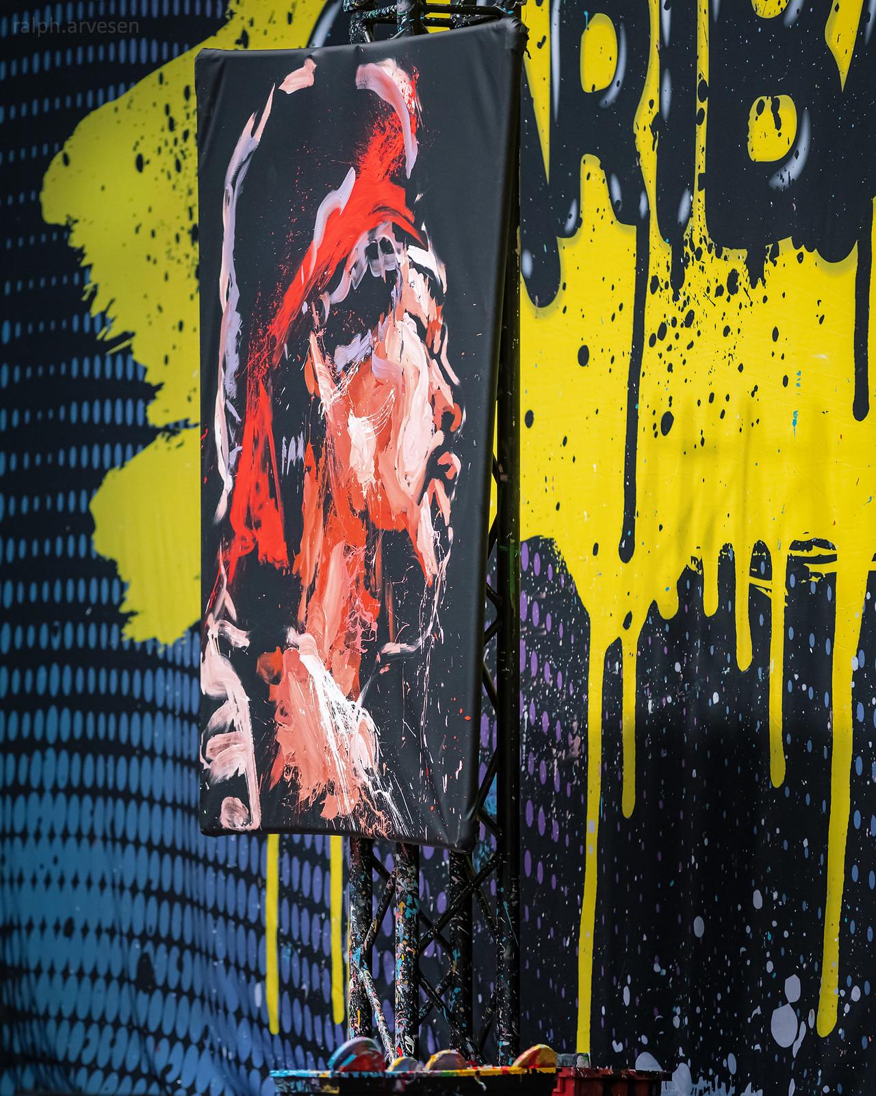 David Garibaldi | Texas Review | Ralph Arvesen