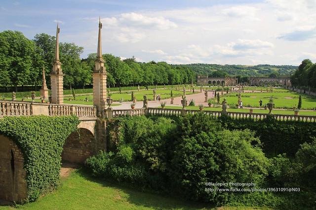 Weikersheim, Weikersheim palace garden - Explore