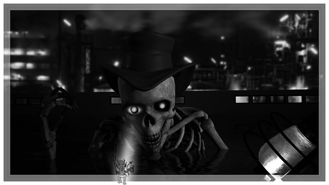 Waiting Around -  Gothic - (Art Version) - (HQ)