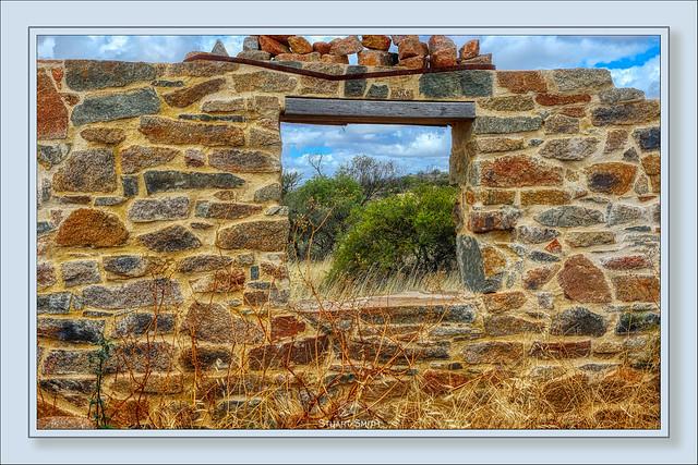Outbuilding Ruins, Macpherson Homstead, Bunjil-Carnamah Road, Carnamah, Western Australia