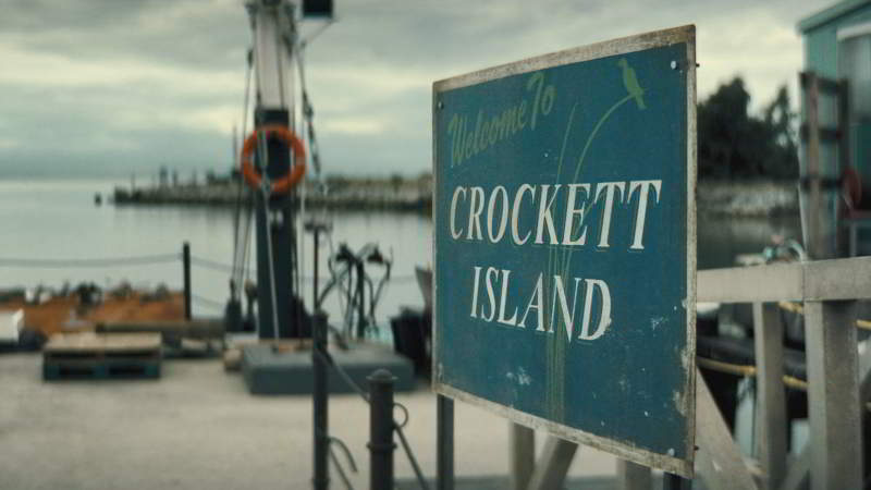 Crockett Island