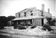 Uncle Tom's Cabin, Port Willunga, 1957.