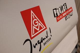 PRO-GE Jugend meets IG Metall Jugend Bayern
