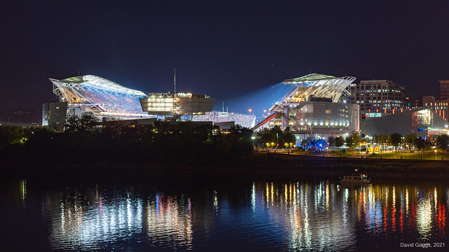 Cincinnati Paul Brown Stadium - Bengals vs Jaguars