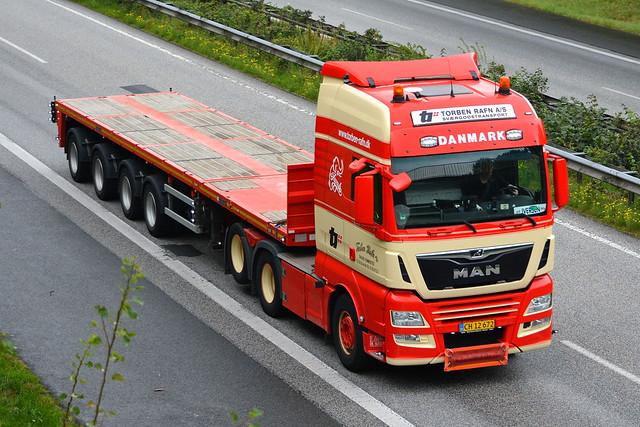 DK - MAN TGX Euro 6 XXL - Torben Rafn