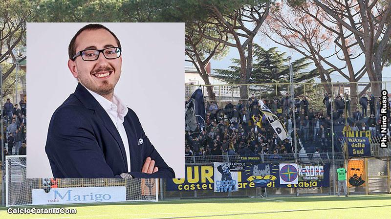 Il giornalista Gioacchino Roberto Di Maio di Passione Gialloblù