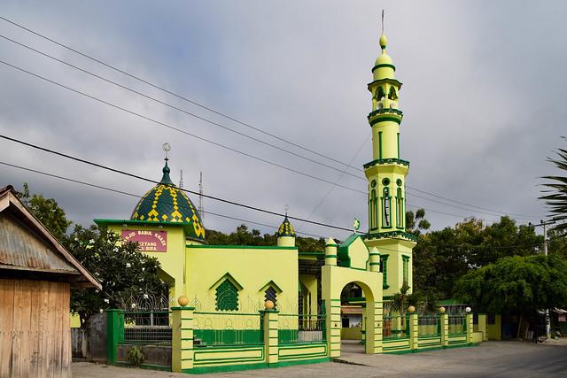 Masjid Babul Khaer, Bira