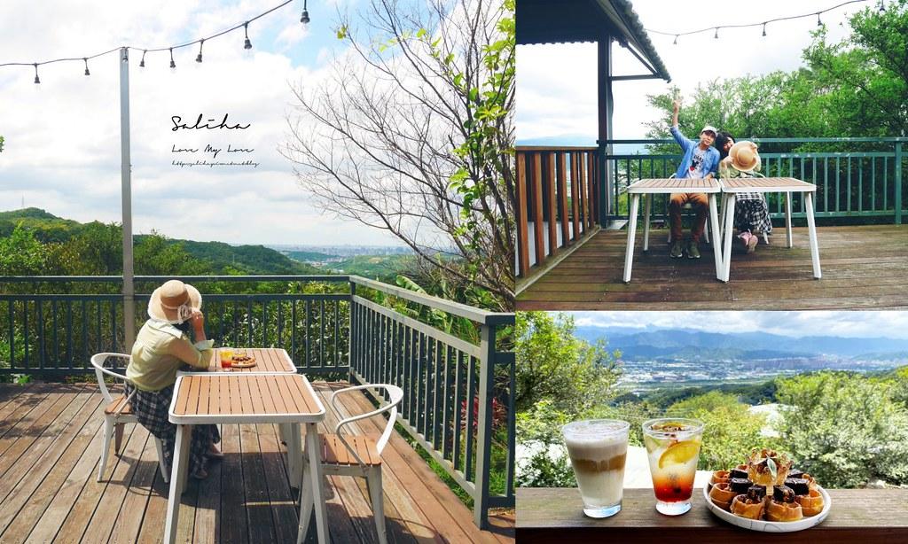 新北秘境咖啡廳樹林TREE TOP KAFFA 樹頂上樹林景觀餐廳推薦 (7)