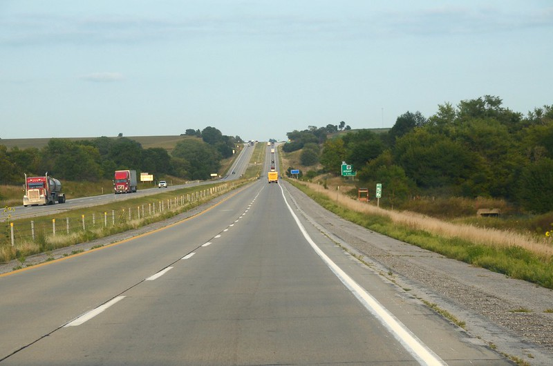 On the way go to Iowa City (4)