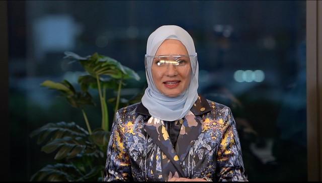 Nadia Annuar Gantikan Uyaina Arshad Jadi Hos Baharu 'Pencarian Nona Superwoman'