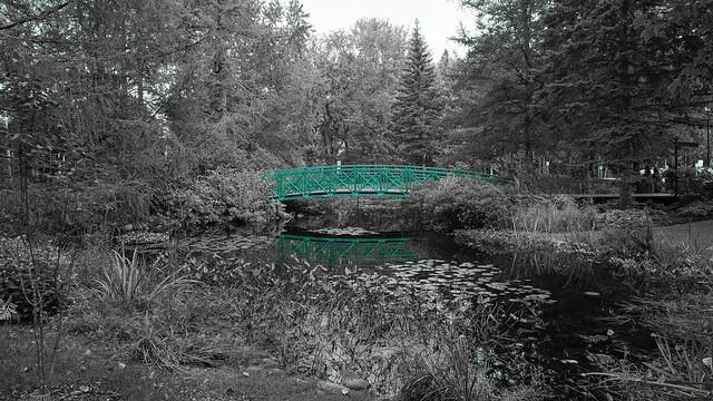 Parc du Bois-de-Coulonge, Québec, Canada - 07528-1