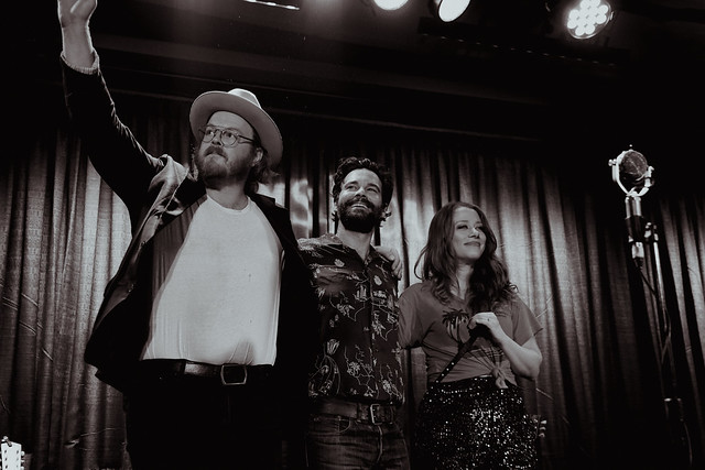 The Lone Bellow - Ram's Head On Stage - 10.03.21 CVock 19