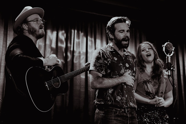 The Lone Bellow - Ram's Head On Stage - 10.03.21 CVock 11