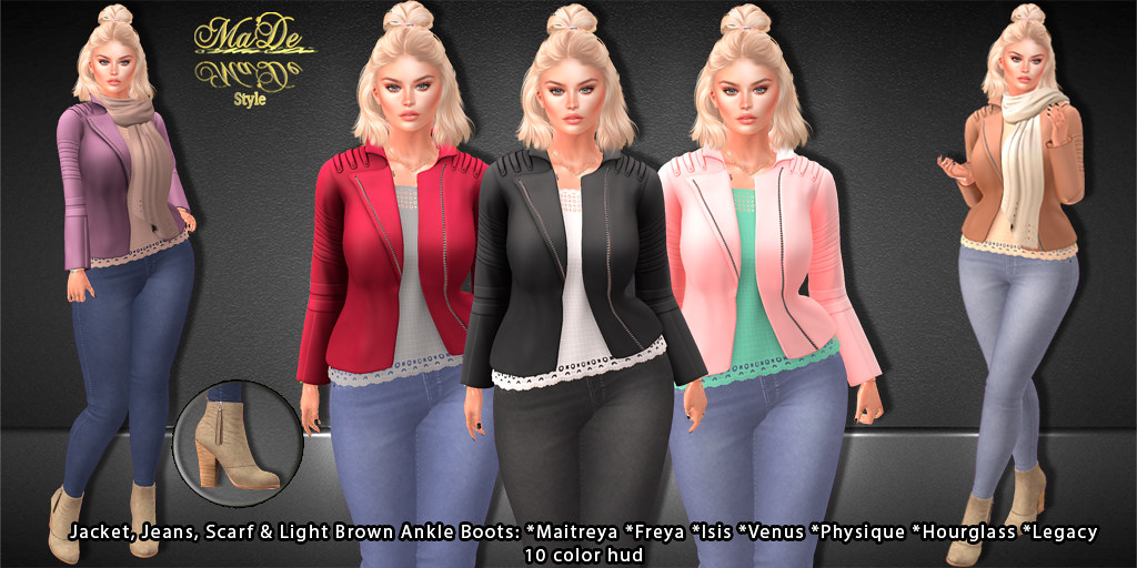 [>Ma'De<] Sara Full Outfit