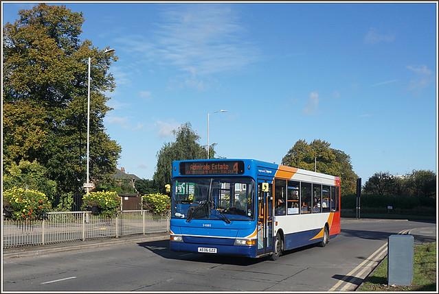 Stagecoach 34880