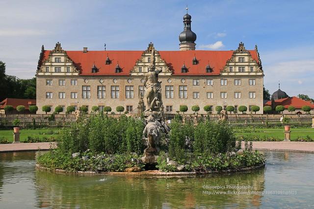 Weikersheim, Weikersheim palace