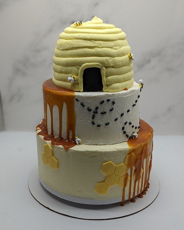 Cake by North Shore Cakes