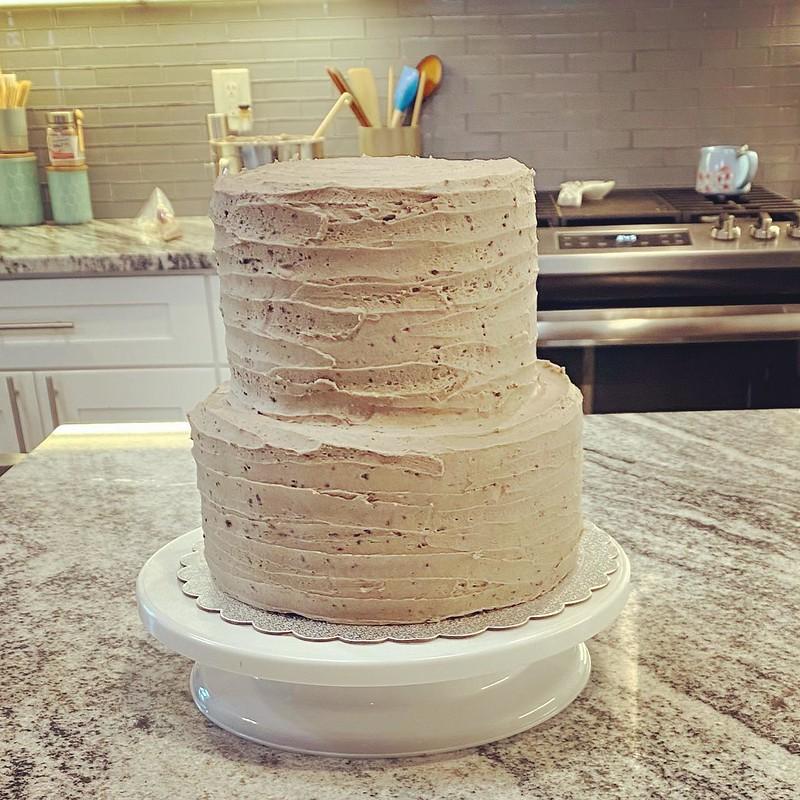 Cake by Sasha's Cupcakery