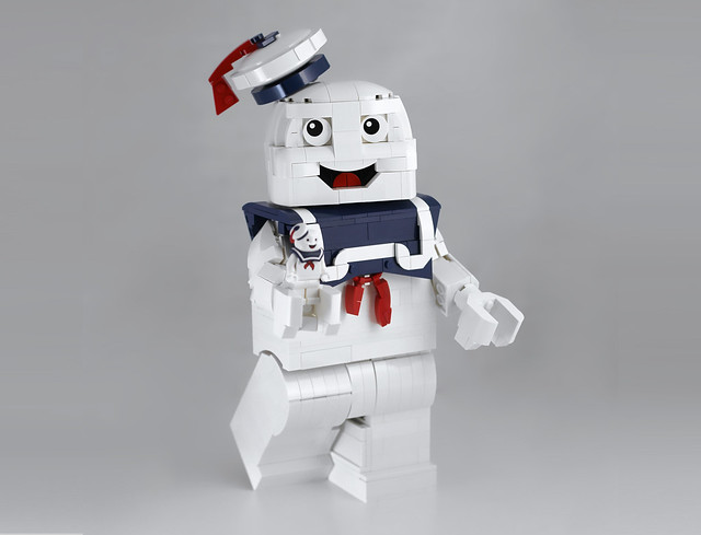 Maxifig Stay Puft Marshmallow Man